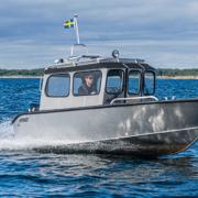 Hyr motorbåt i Stockholm - Arronet 18C